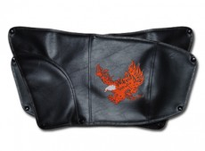 Roadsmtih Trike Honda 1800 Fender Bras Embroidered Flaming Eagle Short
