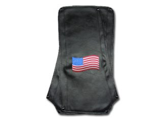 Champion Trike Honda 1800 Fender Bras Embroidered American Flag Long
