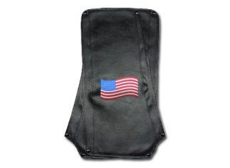 Champion Trike Honda 1800 Fender Bras Embroidered American Flag Long