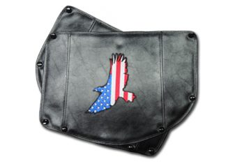 Lehman Trike Honda 1800 Fender Bras Embroidered American Eagle