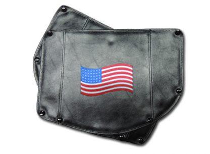 Lehman Trike Honda 1800 Fender Bras Embroidered American Flag