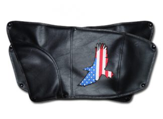 Roadsmtih Trike Honda 1800 Fender Bras Embroidered American Eagle Short