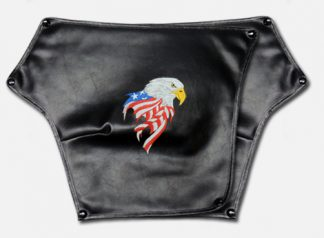 hannigan gl1800 eagle flag wrap