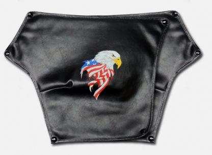 hannigan gl1800 eagle flag wrap