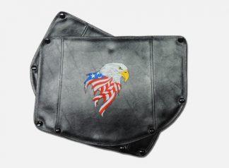 lehman eagle flag wrap