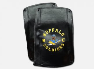 tri glide buffalo soldiers without running boards