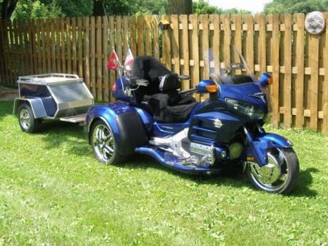 California Side Car 1800 Viper
