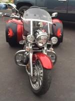 Motor Trike Fender Bras Razor Gl 1800