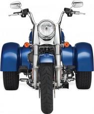 Harley Freewheeler Clear Guard