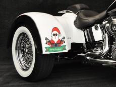 white-santa